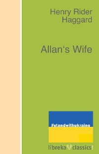 Cover Allan's Wife