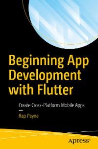 Cover Beginning App Development with Flutter