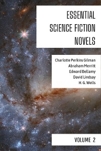 Cover Essential Science Fiction Novels - Volume 2