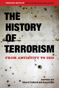 Cover The History of Terrorism