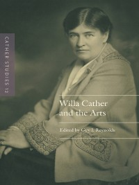 Cover Cather Studies, Volume 12