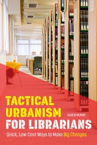 Cover Tactical Urbanism for Librarians