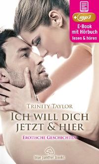 Cover Ich will dich jetzt und hier | Erotische Geschichten