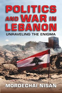 Cover Politics and War in Lebanon