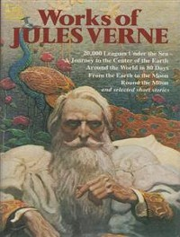 Cover Complete Works of Jules Verne