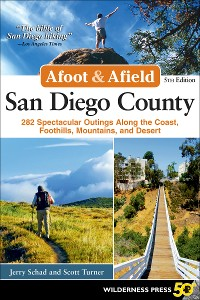 Cover Afoot and Afield: San Diego County