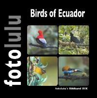 Cover Birds of Ecuador