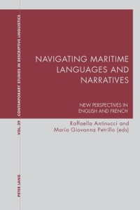 Cover Navigating Maritime Languages and Narratives