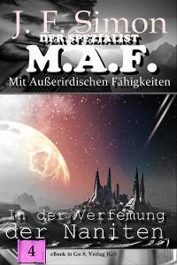 Cover In der Verfemung der Naniten (Der Spezialist M.A.F. 4)