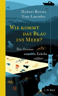 Cover Wie kommt das Blau ins Meer?