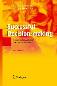Cover Successful Decision-making