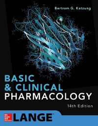 Cover Basic and Clinical Pharmacology 14th Edition