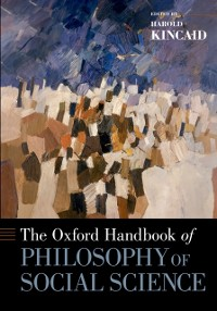 Cover Oxford Handbook of Philosophy of Social Science