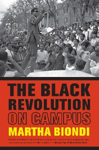 Cover The Black Revolution on Campus