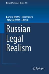 Cover Russian Legal Realism