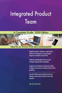 Cover Integrated Product Team A Complete Guide - 2020 Edition