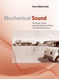 Cover Mechanical Sound