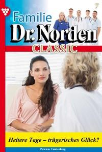 Cover Familie Dr. Norden Classic 7 – Arztroman
