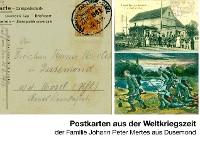 Cover Postkarten aus der Weltkriegszeit