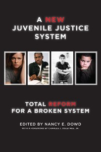 Cover A New Juvenile Justice System
