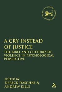 Cover Cry Instead of Justice