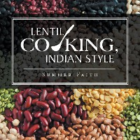 Cover Lentil Cooking, Indian Style
