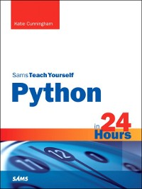 Cover Python in 24 Hours, Sams Teach Yourself