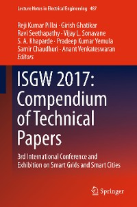 Cover ISGW 2017: Compendium of Technical Papers