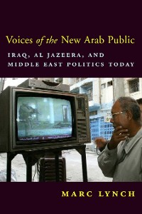 Cover Voices of the New Arab Public