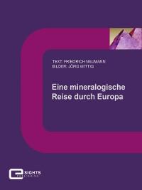 Cover Eine mineralogische Reise durch Europa