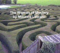 Cover Woman of Mystery