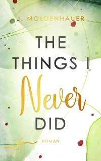 Cover The Things I Never Did
