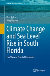Cover Climate Change and Sea Level Rise in South Florida