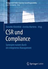 Cover CSR und Compliance