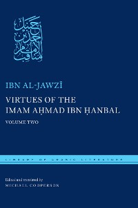 Cover Virtues of the Imam Ahmad ibn Ḥanbal