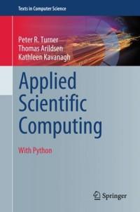 Cover Applied Scientific Computing