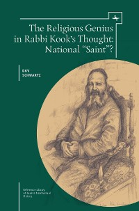 Cover The Religious Genius in Rabbi Kook's Thought
