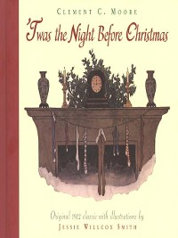 Cover Twas the Night Before Christmas