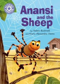 Cover Anansi and the Sheep