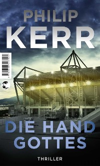 Cover Die Hand Gottes (Scott Manson, Bd. ?)