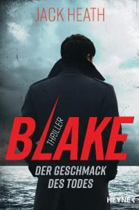 Cover Blake - Der Geschmack des Todes