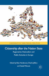 Cover Citizenship after the Nation State