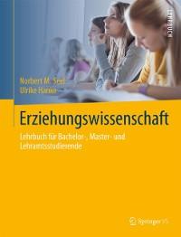 Cover Erziehungswissenschaft