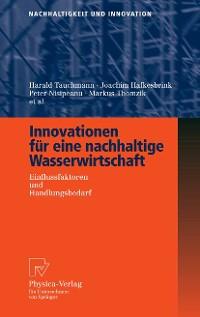 Cover Innovationen für eine nachhaltige Wasserwirtschaft