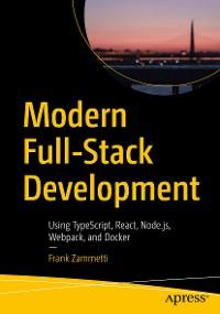 Cover Modern Full-Stack Development