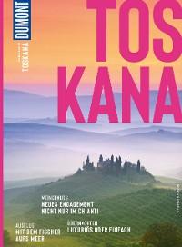 Cover DuMont BILDATLAS Toskana
