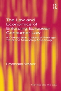 Cover Law and Economics of Enforcing European Consumer Law