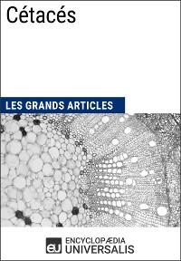 Cover Cétacés