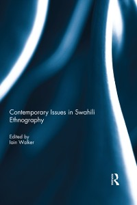 Cover Contemporary Issues in Swahili Ethnography