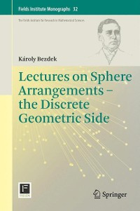 Cover Lectures on Sphere Arrangements – the Discrete Geometric Side